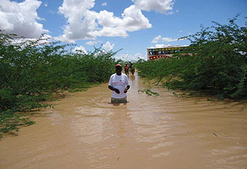 Floods in Kenya. Kenya Red Cross Society